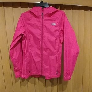 New Womans The North Face Rain Jacket.